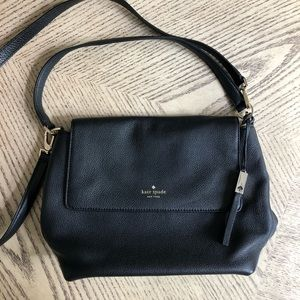 Kate spade shoulder/crossbody leather bag